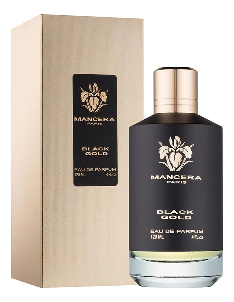 Купить Mancera Black Gold: парфюмерная вода 120мл