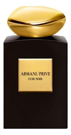 Prive Cuir Noir: парфюмерная вода 50мл splendida jasmin noir парфюмерная вода 50мл