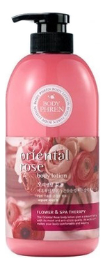 Купить Лосьон для тела Body Phren Body Lotion Oriental Rose 500г, Welcos