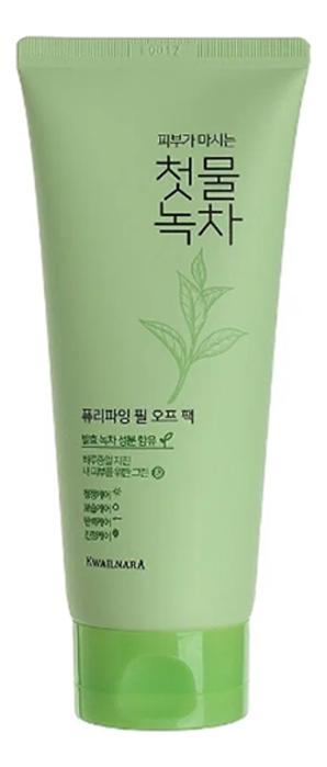 Очищающая маска-пленка для лица Green Tea Purifying Peel Off Pack 150г недорого