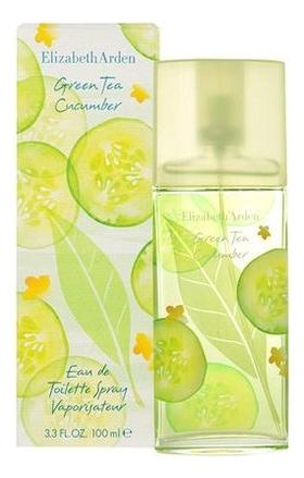 Green Tea Cucumber: туалетная вода 100мл недорого