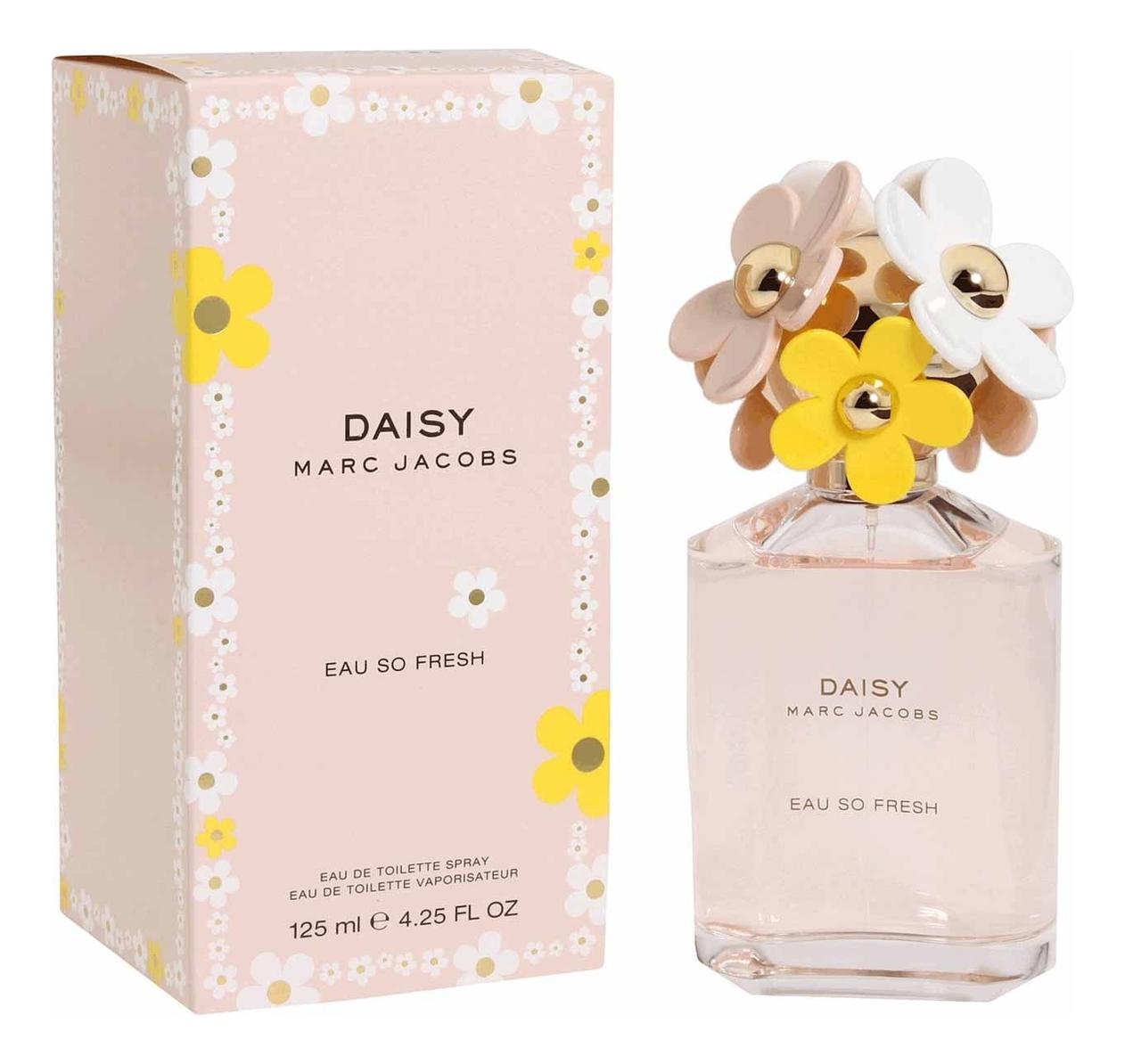 Купить Daisy Eau So Fresh: туалетная вода 125мл, Marc Jacobs
