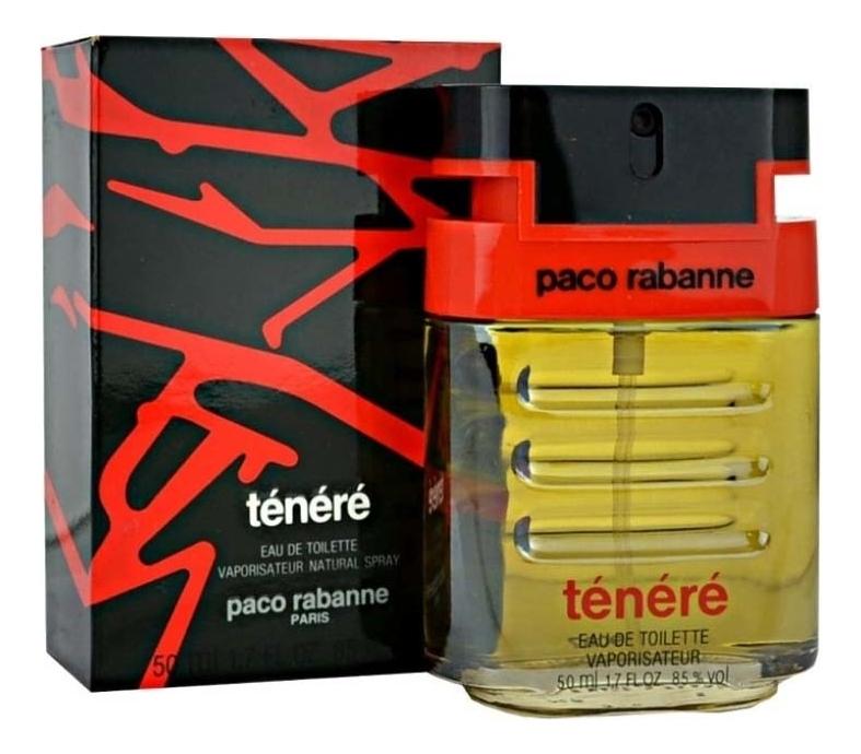 Paco Rabanne Tenere: туалетная вода 50мл фото