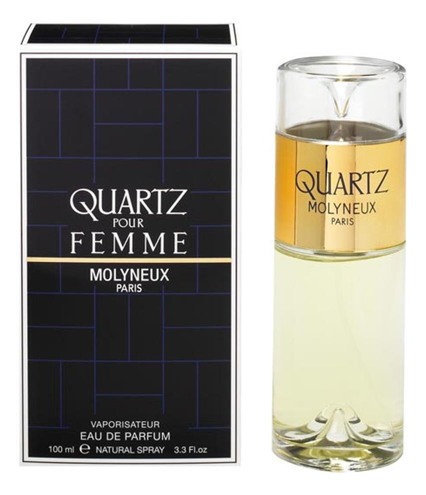Molyneux Quartz : парфюмерная вода 100мл фото