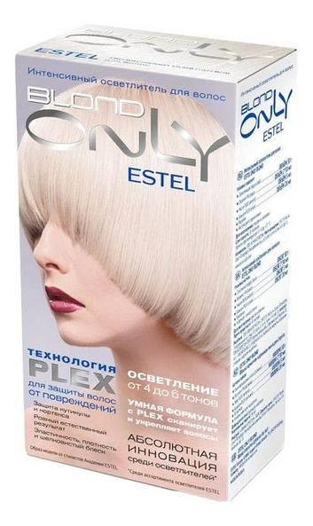 Интенсивный крем-осветлитель для волос Bio Balance Only Super Blond 150г самый щадящий осветлитель для волос