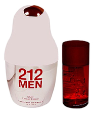 Carolina Herrera 212 Men Silver
