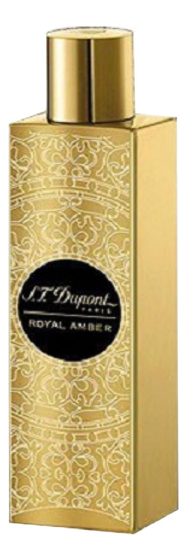 Royal Amber: парфюмерная вода 100мл тестер amber парфюмерная вода 100мл