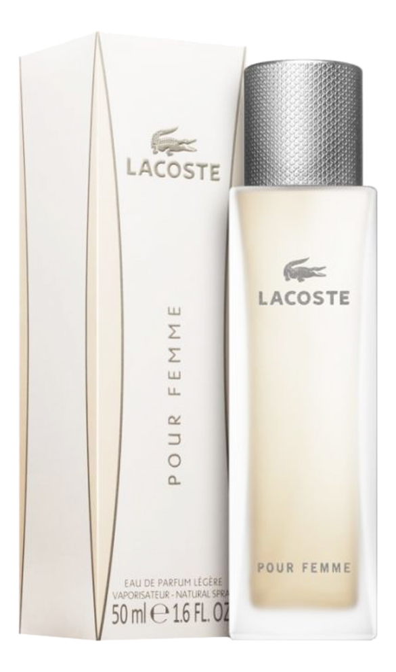 Купить Pour Femme Legere: парфюмерная вода 50мл, Lacoste