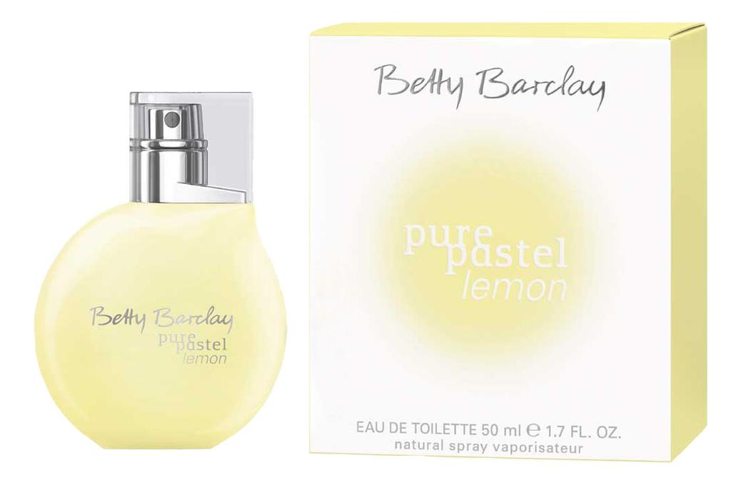 Pure Pastel Lemon: туалетная вода 50мл недорого