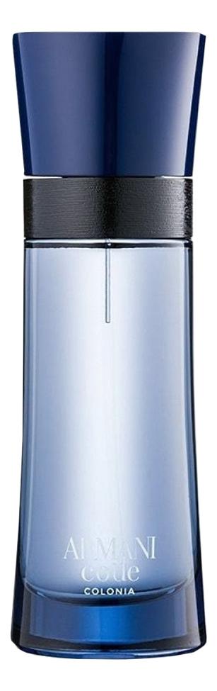 Code Colonia: туалетная вода 75мл тестер недорого