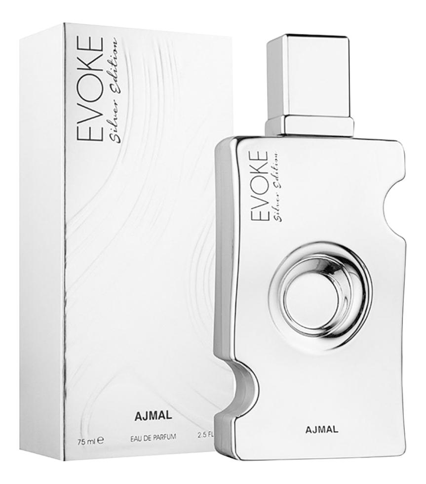 Купить Evoke Silver Edition For Her: парфюмерная вода 75мл, Ajmal