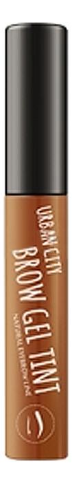 Тинт для бровей гелевый Urban Dollkiss Urban City Brow Gel Tint 5мл: 01 Light Brown