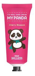 Крем для рук Urban Dollkiss It s Real My Panda Hand Cream Cherry Blossom 30г