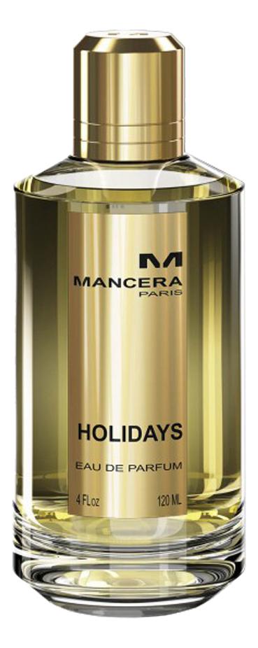 Купить Holidays: парфюмерная вода 2мл, Mancera