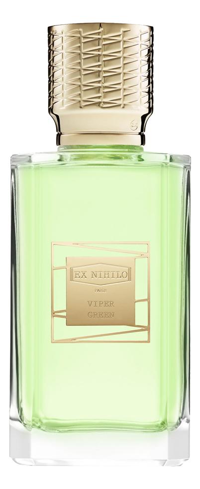 Ex Nihilo Viper Green: парфюмерная вода 100мл тестер ex nihilo nocturama парфюмерная вода 100мл
