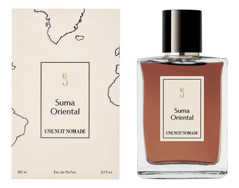 Suma Oriental: парфюмерная вода 100мл nuit des rois парфюмерная вода 100мл