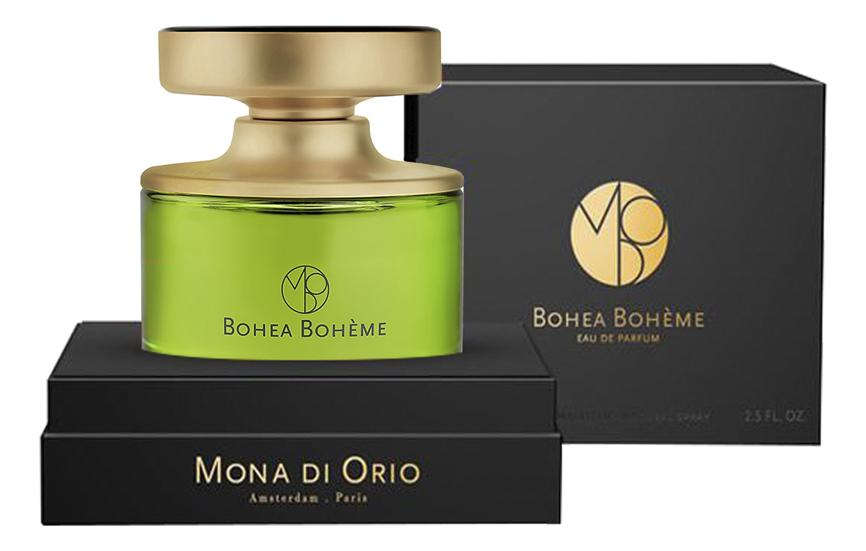 Фото - Mona di Orio Bohea Boheme: парфюмерная вода 75мл mona di orio myrrh casati