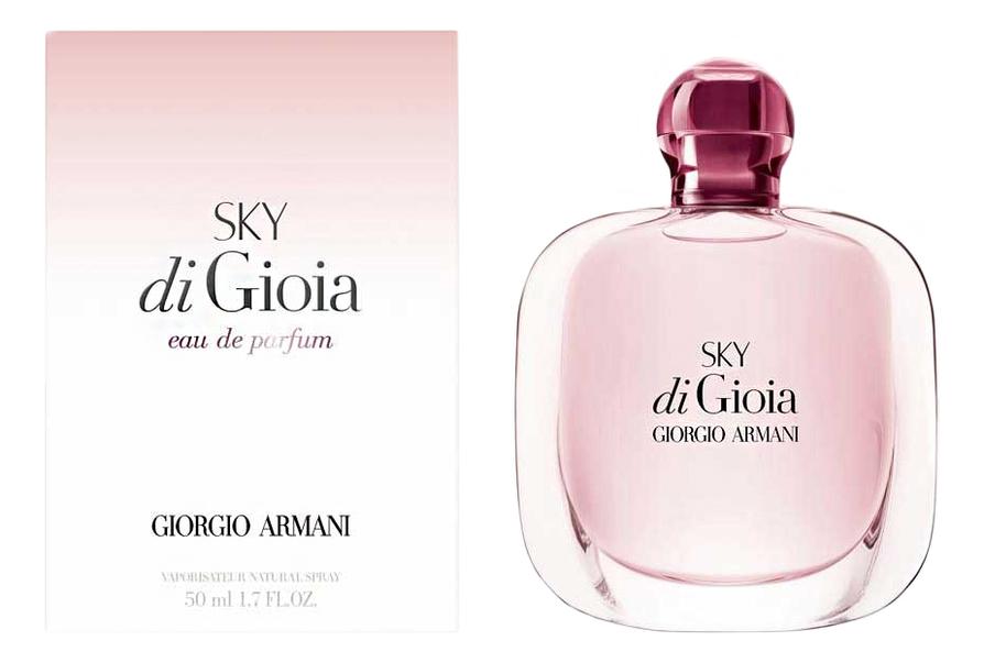 Купить Armani Di Gioia Sky: парфюмерная вода 50мл, Giorgio Armani