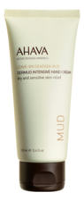 AHAVA Активный крем для рук Leave-On Deadsea Mud Dermud Intensive Hand Cream 100мл