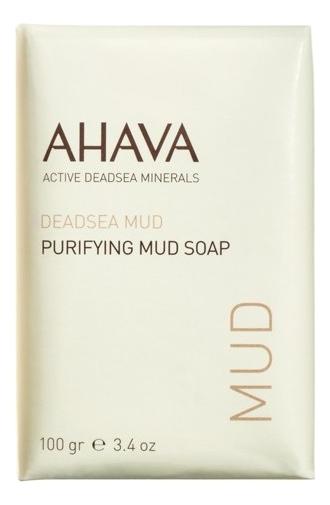 Мыло на основе грязи Мертвого моря Deadsea Mud Purifying Soap 100г