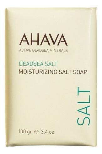Мыло на основе соли Мертвого моря Deadsea Salt Moisturizing Soap 100г