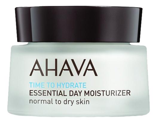 Купить Базовый увлажняющий дневной крем для лица Time To Hydrate Essential Day Moisturizer 50мл, AHAVA