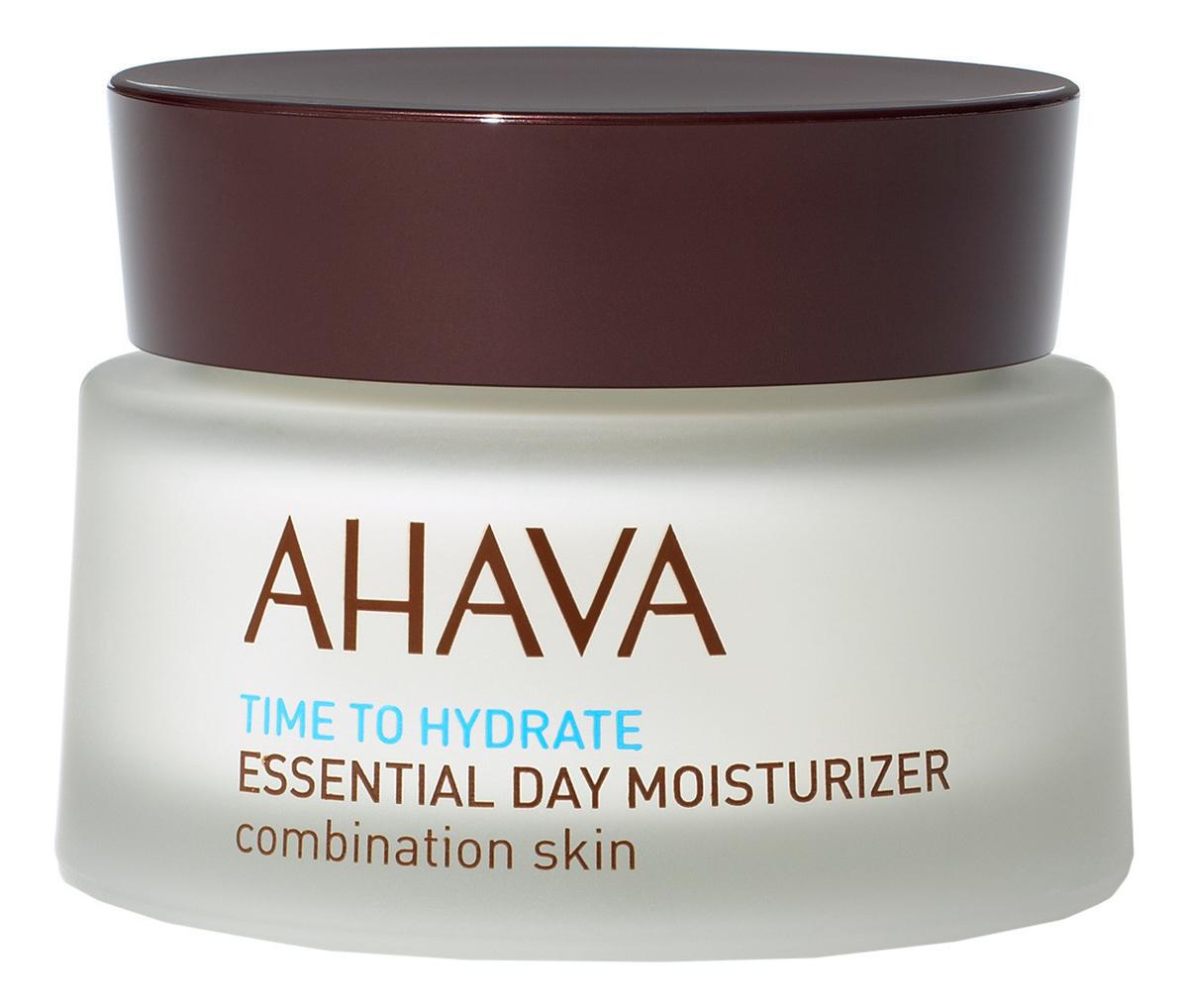 Базовый увлажняющий дневной крем для лица Time To Hydrate Essential Day Moisturizer Combination Skin 50мл