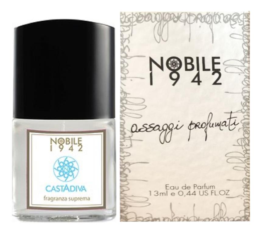 Купить Casta Diva: парфюмерная вода 13мл, Nobile 1942