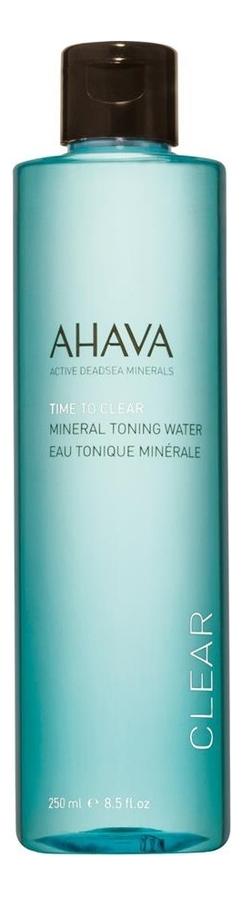 Купить Минеральный тонизирующий лосьон для лица Time To Clear Mineral Toning Water 250мл, AHAVA