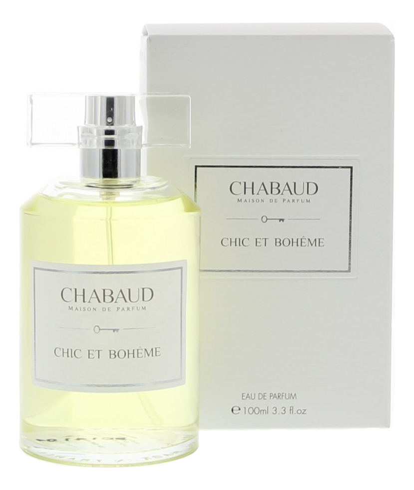 Chabaud Maison de Parfum Chic Et Boheme: парфюмерная вода 100мл chabaud maison de parfum nectar de fleurs парфюмерная вода 100мл