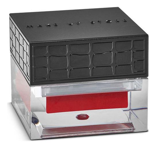Компактный кремовый блеск для губ Lip Chic Gloss 3,5г: Cornell Red недорого