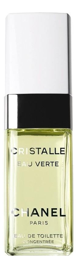 Chanel Cristalle Eau Verte — женские духи, парфюмерная и туалетная вода Шанель Кристалл Верте — купить по лучшей цене в интернет-магазине Randewoo