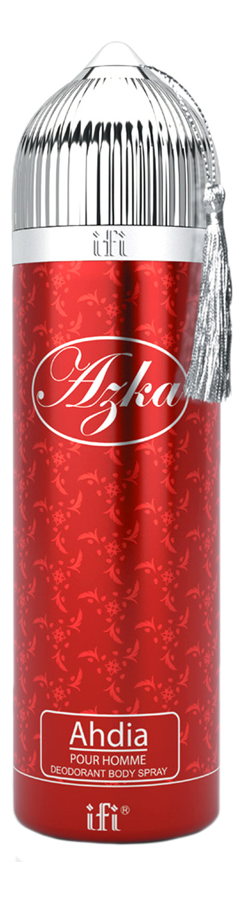 Фото - Парфюмерный дезодорант-спрей Ahdia 200мл парфюмерный дезодорант спрей sport clash 200мл