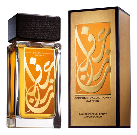 Perfume Calligraphy Saffron: парфюмерная вода 100мл