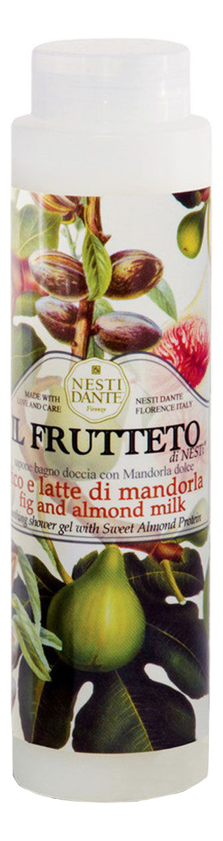 Купить Гель для душа Il Frutteto Fig & Almond Milk 300мл (инжир и миндальное молоко), Гель для душа Il Frutteto Fig & Almond Milk 300мл (инжир и миндальное молоко), NESTI DANTE