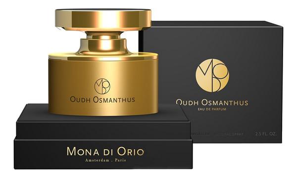 Фото - Mona di Orio Oudh Osmanthus: парфюмерная вода 75мл mona