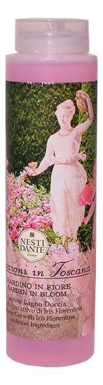 Гель для душа Emozioni In Toscana Garden In Bloom 300мл (цветущий сад) giovanni sforza garibaldi in toscana nel 1848