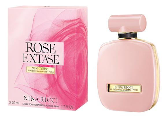 Фото - Rose Extase: туалетная вода 50мл emporio diamonds rose туалетная вода 50мл тестер