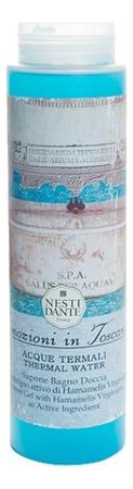 Купить Гель для душа Emozioni In Toscana Thermal Water 300мл (термальные источники), NESTI DANTE