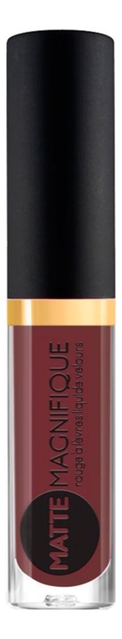 Купить Матовая жидкая помада для губ Matte Magnifique Rouge a Levres Liquide Velours 3мл: No 221, Vivienne Sabo