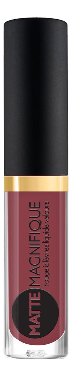 Купить Матовая жидкая помада для губ Matte Magnifique Rouge a Levres Liquide Velours 3мл: No 224, Vivienne Sabo