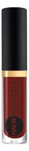 Купить Матовая жидкая помада для губ Matte Magnifique Rouge a Levres Liquide Velours 3мл: No 225, Vivienne Sabo