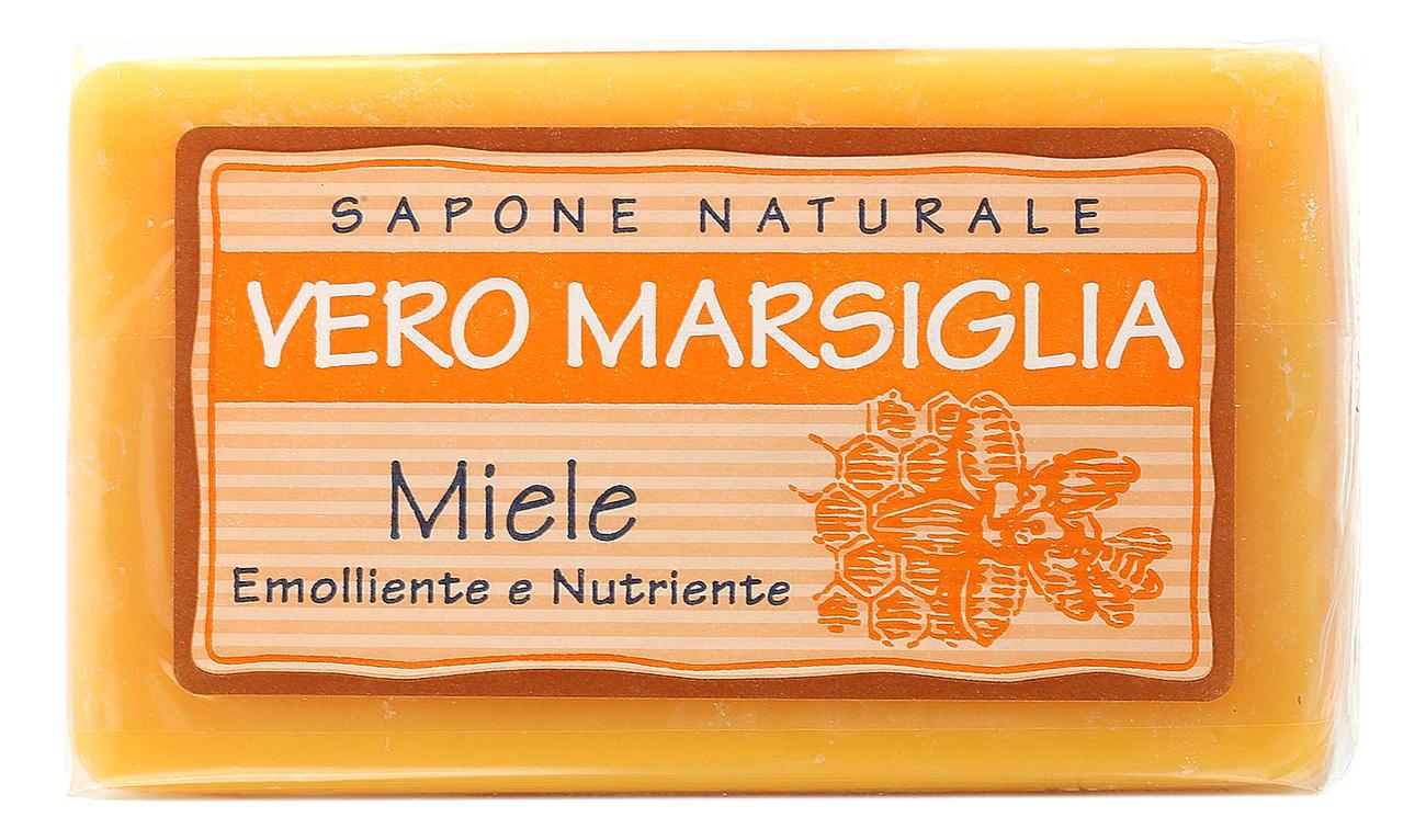 Мыло Vero Marsiglia Miele Soap 150г (мед) nesti dante мыло vero marsiglia мед 150 г