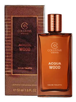 Collistar Acqua Wood: туалетная вода 50мл collistar talasso scrub anti age купить