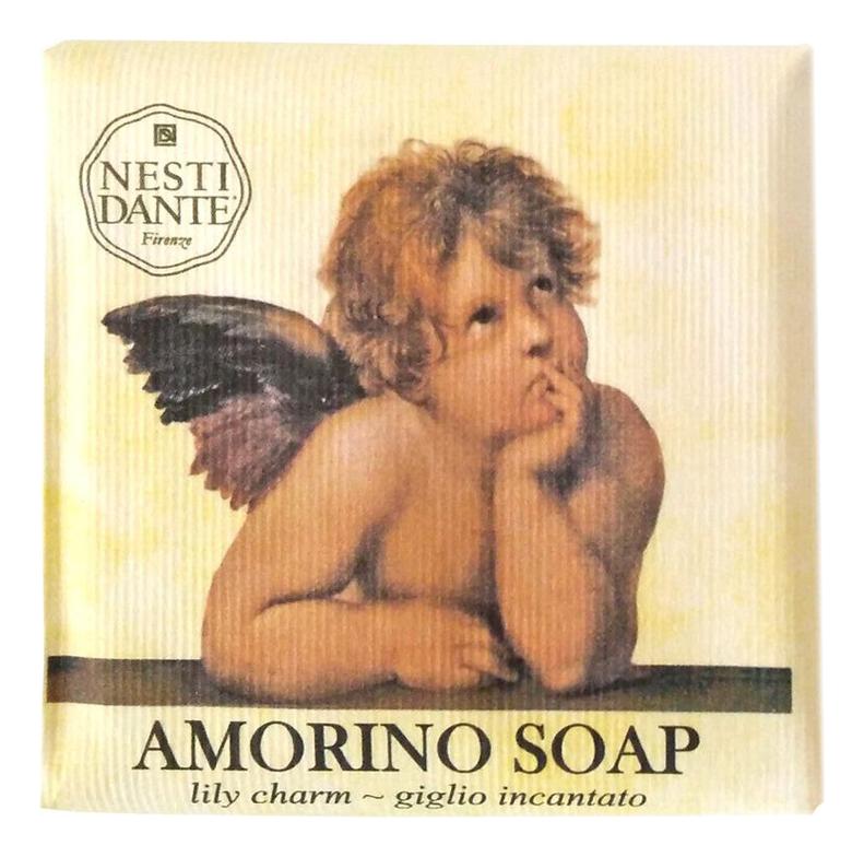 Купить Мыло Amorino Lily Сharm Soap 150г (нежность лилии), NESTI DANTE