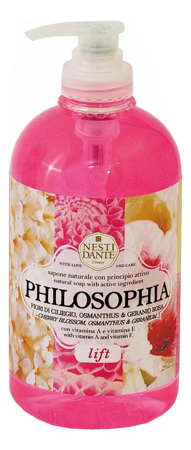 Купить Жидкое мыло Philosophia Lift Soap 500мл (лифтинг), NESTI DANTE
