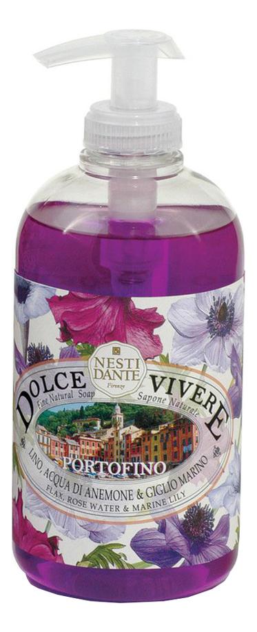Купить Жидкое мыло Dolce Vivere Portofino 500мл (Портофино), NESTI DANTE