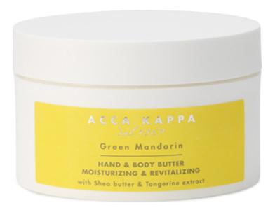 цена на Масло для рук и тела Green Mandarin Hand & Body Butter 200мл