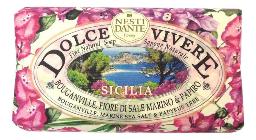 цена на Мыло Dolce Vivere Sicilia Soap 250г (Сицилия)