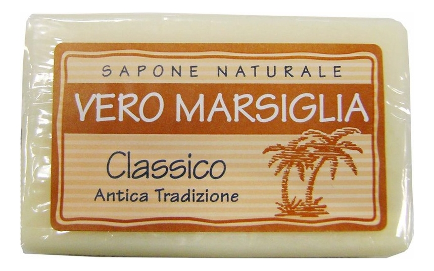 Купить Мыло Vero Marsiglia Classico Antica Tradizione Soap 150г (классическое), NESTI DANTE